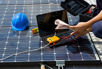 Solar power repairs, and instructions