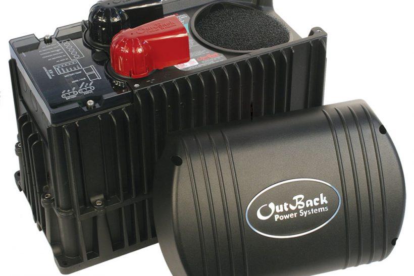 Outback VF series inverter