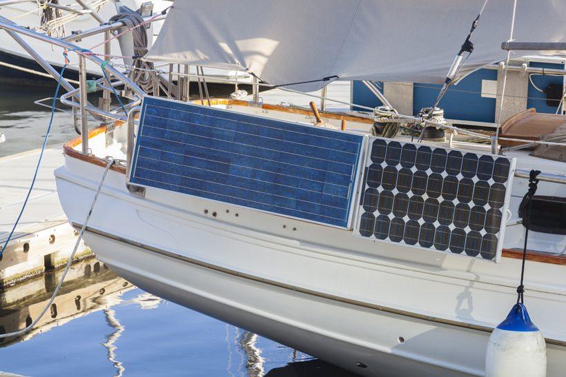 solaronboat