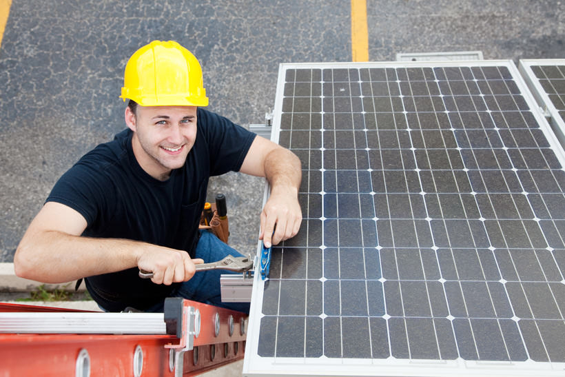 Solar panels costs and solar power systems