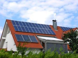 grid tied solar energy systems